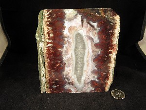 Cherry Flame Agate