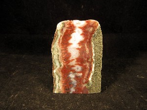 Red Flame Agate