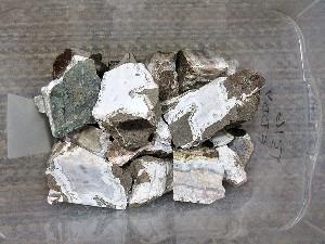 White Agate Rough